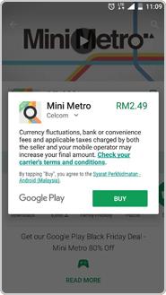 Google Play Cashback | XPAX
